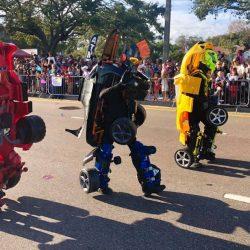 4 x parade