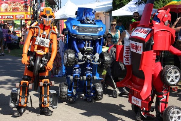 ROBOCARS 55