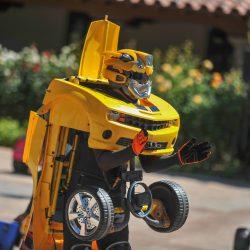 ROBOCARS Yellow