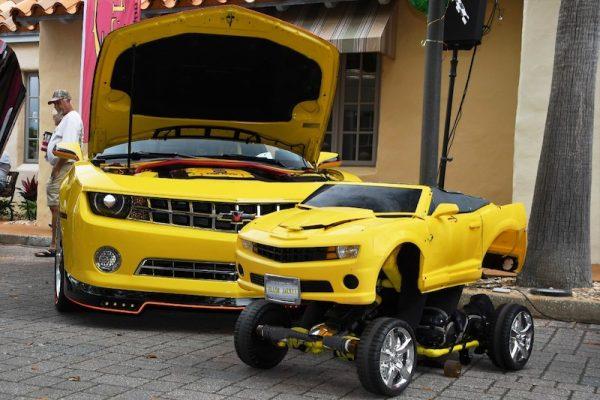 Yellow Camaro3