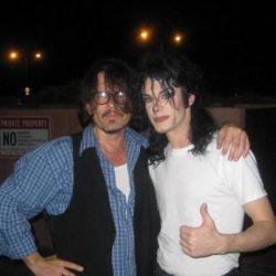 Johnny Depp 2 Michael Jackson